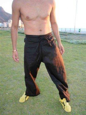 Hemp Karate Pants