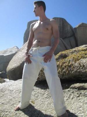 Gassho Hemp Karate Pants
