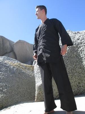 Hemp Karate Suit Tokaido