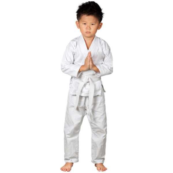 Hemp Karate Suit Children - Gassho- Hemp Martial Arts Clothing - Hemp Karate Suit Children