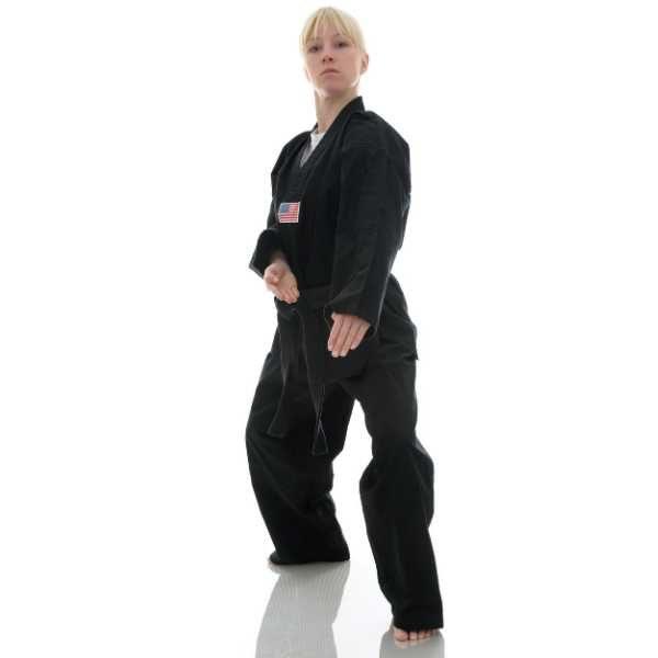Hemp/Kevlar Karate Suit Tokaido ColKev - Gassho- Hemp Martial Arts Clothing - Hemp/Kevlar Karate Suit