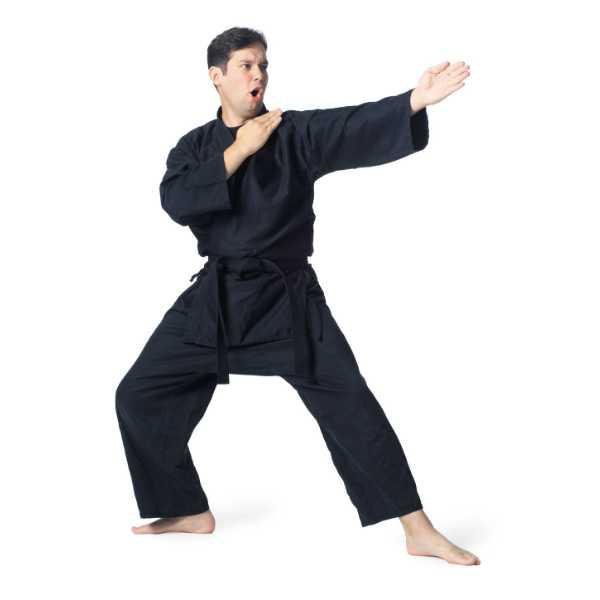 Hemp/Kevlar Karate Suit (Gi) ColKev - Gassho- Hemp Martial Arts Clothing -